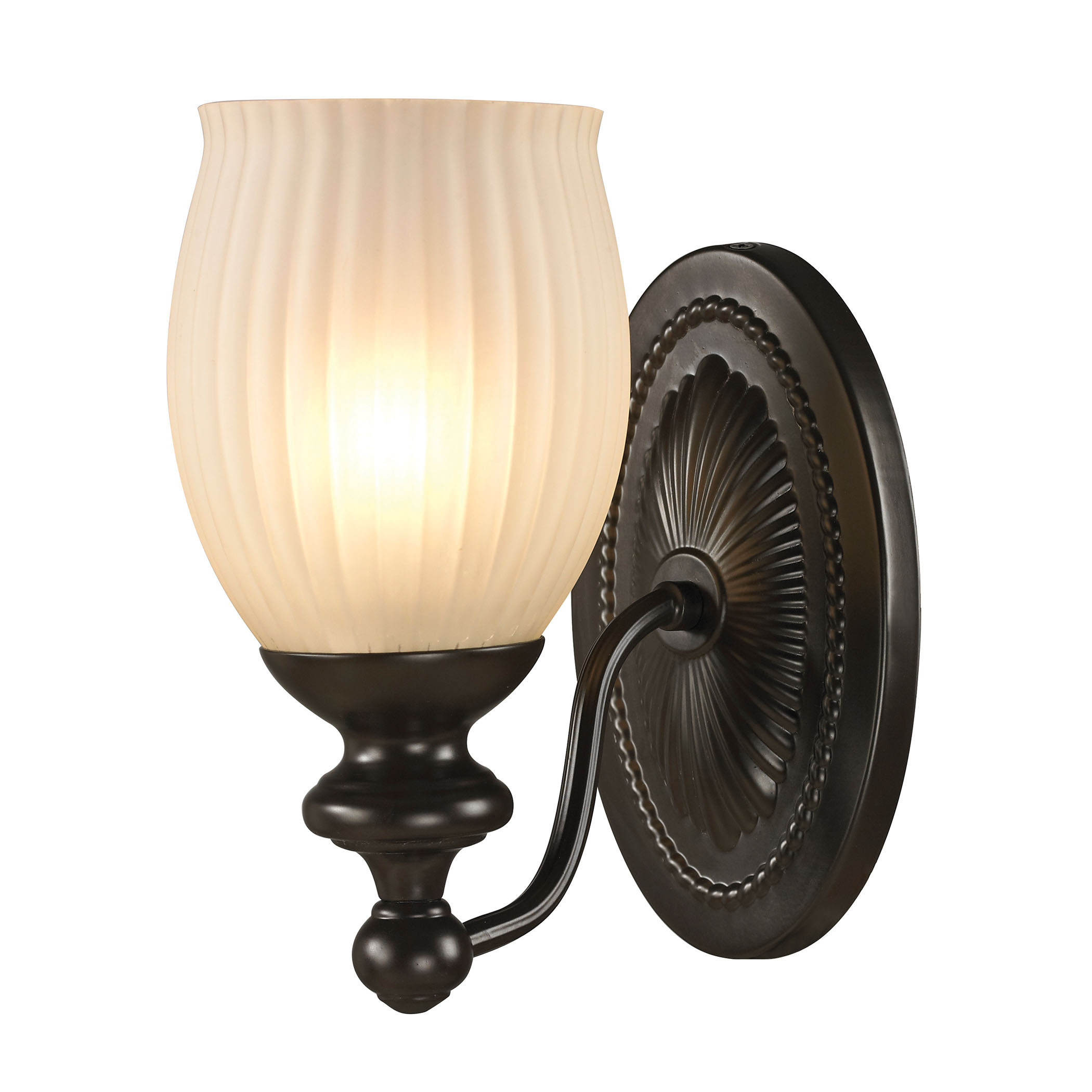 Park Ridge Collection 1 Light Bath in Oil Rubbed Bronze