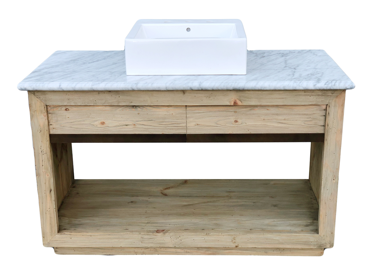 American Farmhouse Sink Vanity