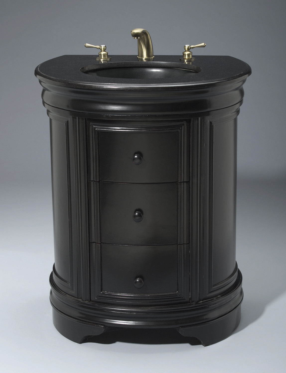 Antique Elements Collection Dark Cherry Vanity Limited Edition