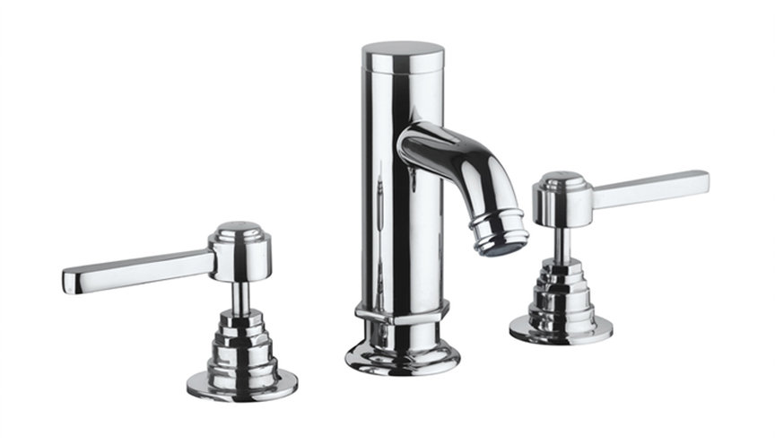 Widespread Lavatory Faucet in Chrome