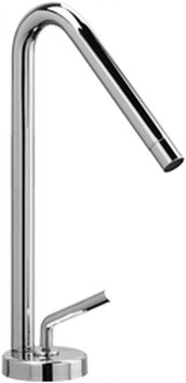 Single Lever Handle Faucet in Chrome