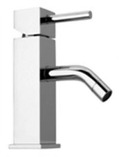 Single Handle Lavatory Faucet - Chrome Finish