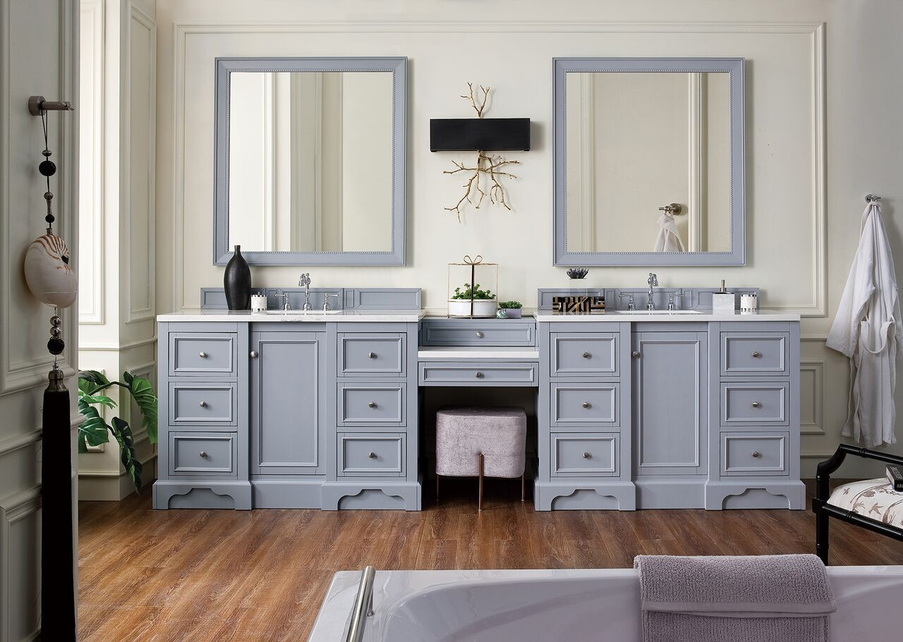 vanity with of furniture contemporary wall james cabinets also sconces vanities martin bathroom