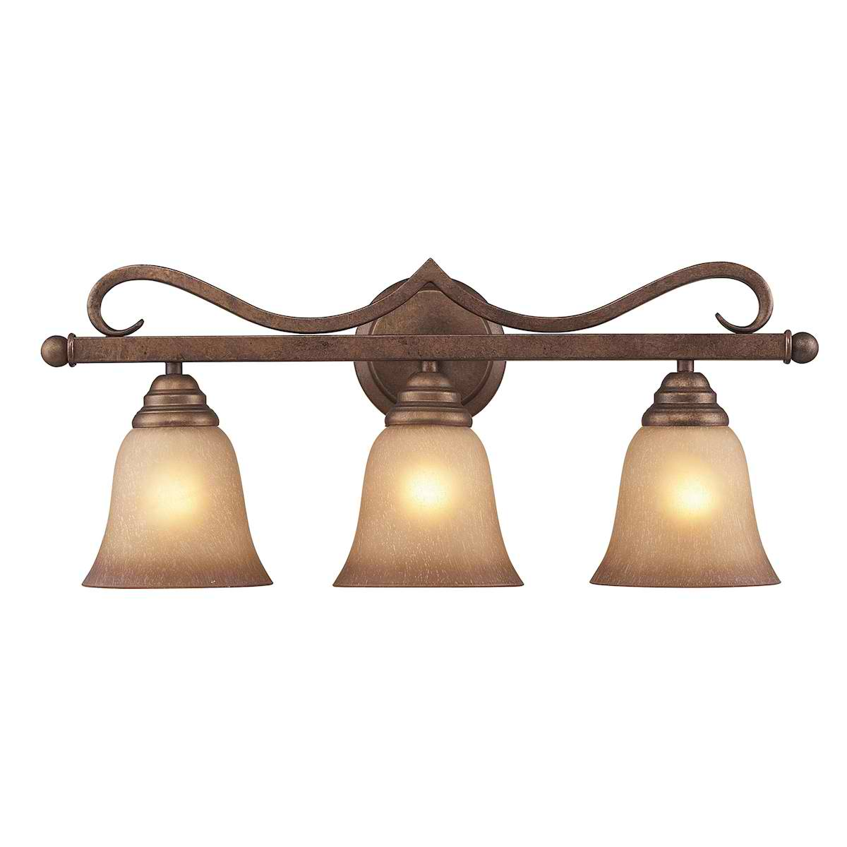 Lawrenceville Collection 3 Light Wall Sconce