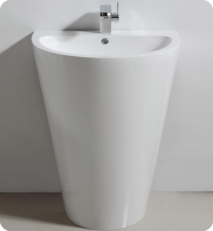 Fine Pedestal Sinks Shop For Pedestal Bathroom Sink On Home Interior And Landscaping Palasignezvosmurscom