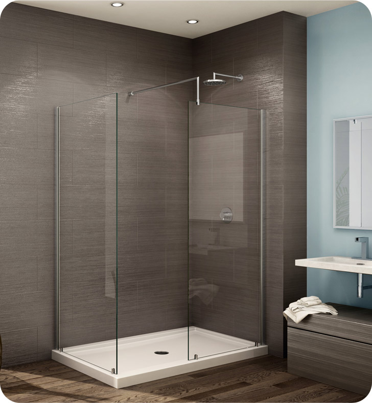 Fleurco Evolution 6' Walk in Shower Enclosure