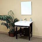Bella 28 inch Single Sink Bathroom Vanity