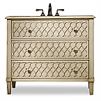 "Cole & Co. 40"" Designer Series Collection Mallory Sink Chest"