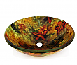 Legion Tempered Glass Vessel Sink ZA-214