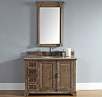 "James Martin Providence Collection 48"" Single Vanity, Driftwood"