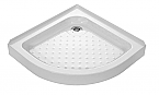 DreamLine Sector 36x36 Shower Tray, White High Quality Acrylic Top