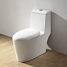 Ariel Fully Glazed Inner Part Contemporary Toilet