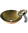 Vigo Vessel Sink Matching Faucet VGT013