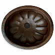 Cole & Co Copper Scallop Hampton Sink