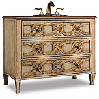 "Cole & Co. 42"" Designer Series Collection Middleton Sink Chest"