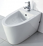 Modern White Ceramic Bathroom Bidet