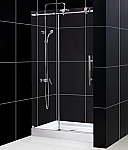 "DreamLine 48""x76"" Enigma-X Framless Sliding Shower Door"