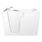 Eagle Bath 55 inch Soaker Series Walk-In Bathtub