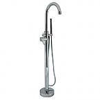 Cambridge Clawfoot Tub Modern Freestanding Faucet