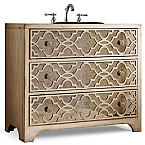 "Cole & Co. 36"" Designer Series Collection Grace Hall Chest"