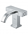 Single Handle Faucet Chrome Finish Solid Brass Construction