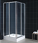 DreamLine Cornerview Shower Enclosure SHEN-8134344