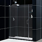 Dreamline SHDR-19607210 Mirage Frameless Sliding Shower Door
