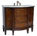 42 inch Adelina Vintage French Bathroom Vanity