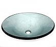 Legion Tempered Glass Vessel Sink ZA-188