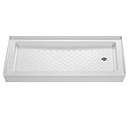 DreamLine SHTR-1132602-00 Amazon Righ Hand Drain Shower Tray