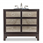 "Cole & Co. 36"" Designer Series Collection Reagan Vanity"