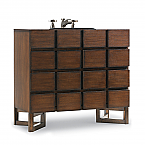 Hudson 40 inch Chest Bathroom Vanity by Cole & Co. Designer Series