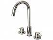 "LaToscana Elba 78PW214 8"" Widespread Lavatory Faucet"