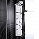 Ariel Thermostatic Faucet Shower Panel
