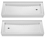 DreamLine SHTR-1130602-00 Amazon Right Hand Drain Shower Tray