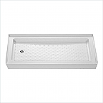 DreamLine HTR-1132601-00 Amazon Left Hand Drain Shower Tray