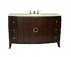 Adelina 54 inch Contemporary Style Bathroom Vanity