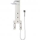 Aston Global Rain showerhead Shower Panel
