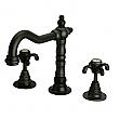 """La Toscana Ornellaia 87PO214B 8"""" Widespread Lavatory Faucet"""