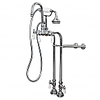 Clawfoot Tub Freestanding Gooseneck Faucet