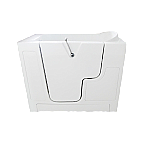 Eagle Bath 52 inch Soaker Series Wheelchair Accessible Walk-In Bathtub