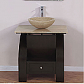 Accord Contemporary 30 inch Vessel Sink Bathroom Vanity