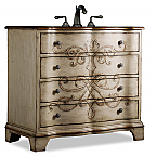 "Cole & Co. 36"" Designer Series Collection Canterbury Sink Chest"