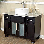 Bellaterra Home 604023A Single Sink Bathroom Vanity