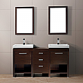 Vigo Adonia Bathroom Vanities Set