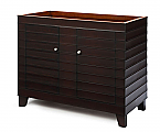 42 inch Dark Espresso bathroom Vanity Without Top