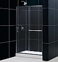 DreamLine SHDR-0948720 Iinfinity-Z Sliding Shower Door
