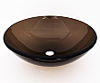 Legion Tempered Glass Vessel Sink ZA-27T
