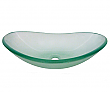 Legion Tempered Glass Vessel Sink ZB-3