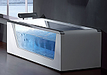 EAGO AM152-5 Luxury Clear Whirlpool Hot Spa